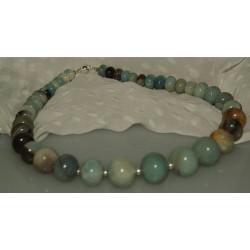 ✩✩✩ Amazonit -Collier ✩✩✩   5415